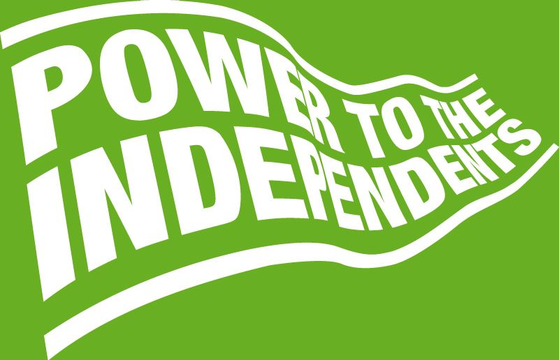 Power to the independents