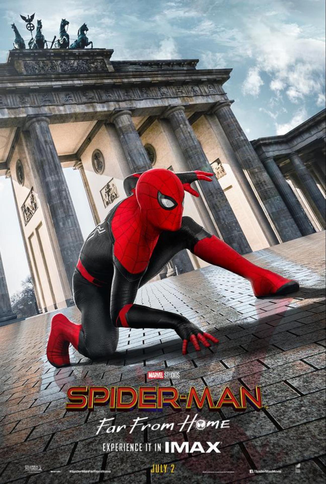 a2b6435dda Spider-Man: Far from Home An IMAX 3D Experience | Esquire IMAX